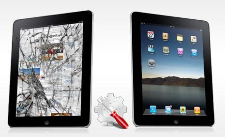 Pogwarancyjny serwis iPad