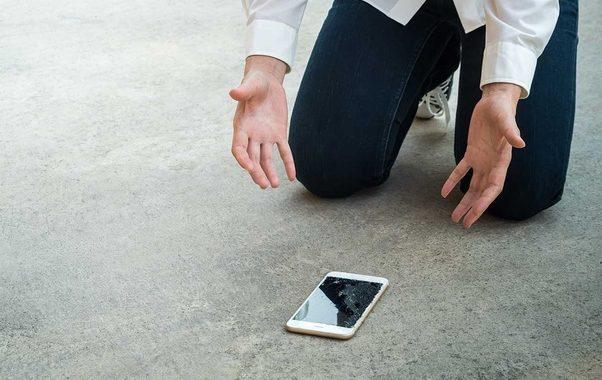 Co zrobić z zepsutym ekranem iPhone